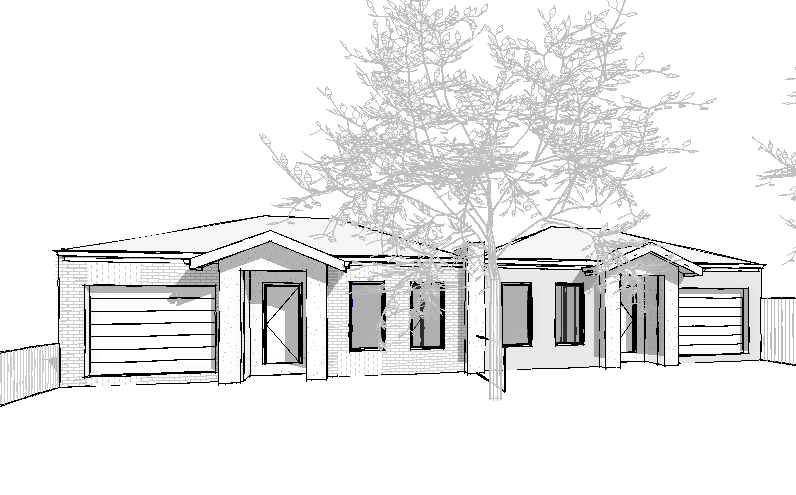 Quality home design bacchus marsh house design plans for Ron dowling home designs